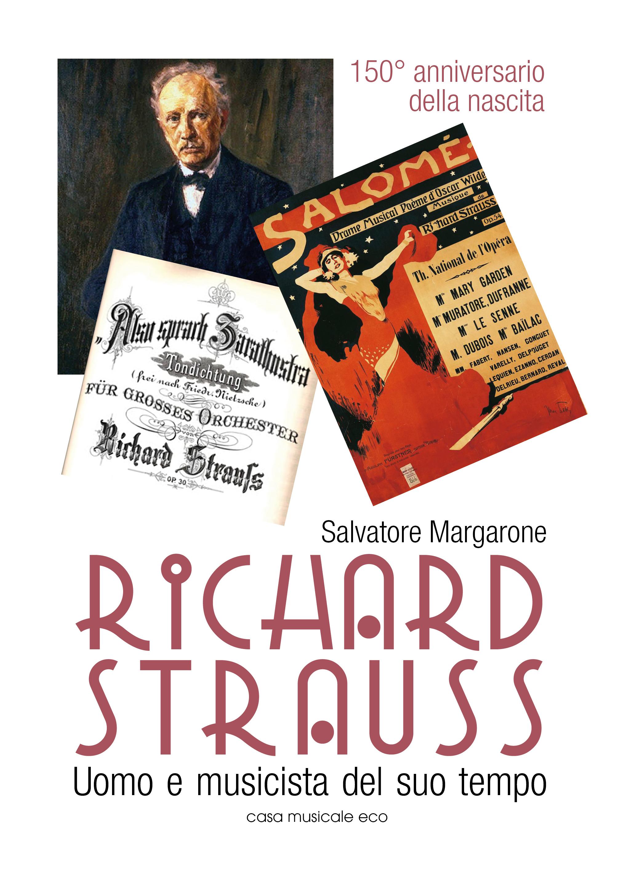 1967 Richard Strauss cover